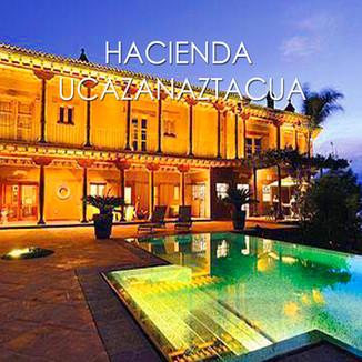 HOTEL BOUTIQUE HACIENDA UCAZANAZTACUA