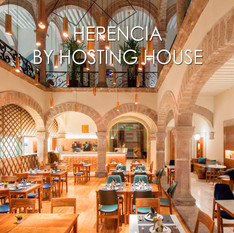HOTEL HERENCIA BY HOSTING HOUSE