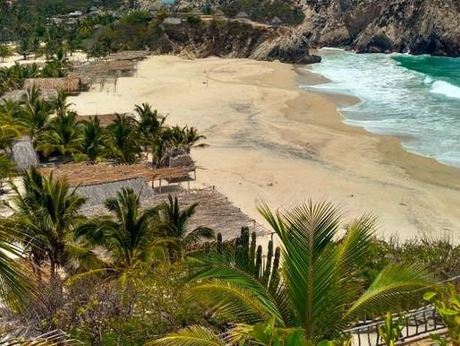Playas vírgenes de Michoacán que te sorprenderán