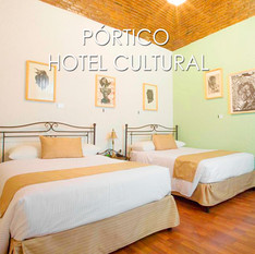 PÓRTICO HOTEL CULTURAL