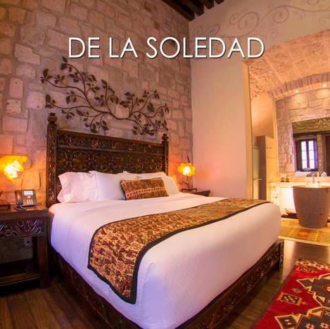 DE LA SOLEDAD
