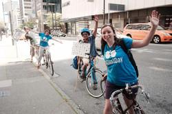 2015 Cheerful Volunteers On The Go