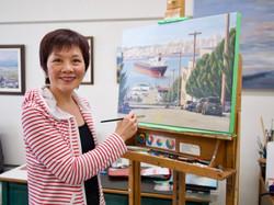 Wanda Doyle - Painting 1