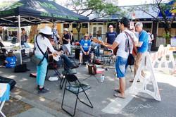 2015 Davie Street Music & Art Party