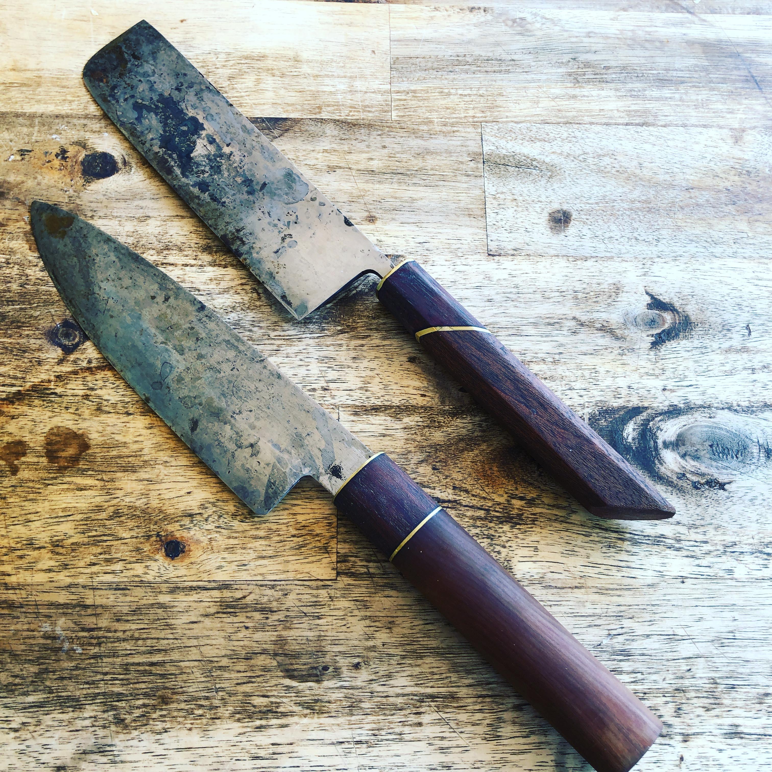 Knife Making Weekend - FULL