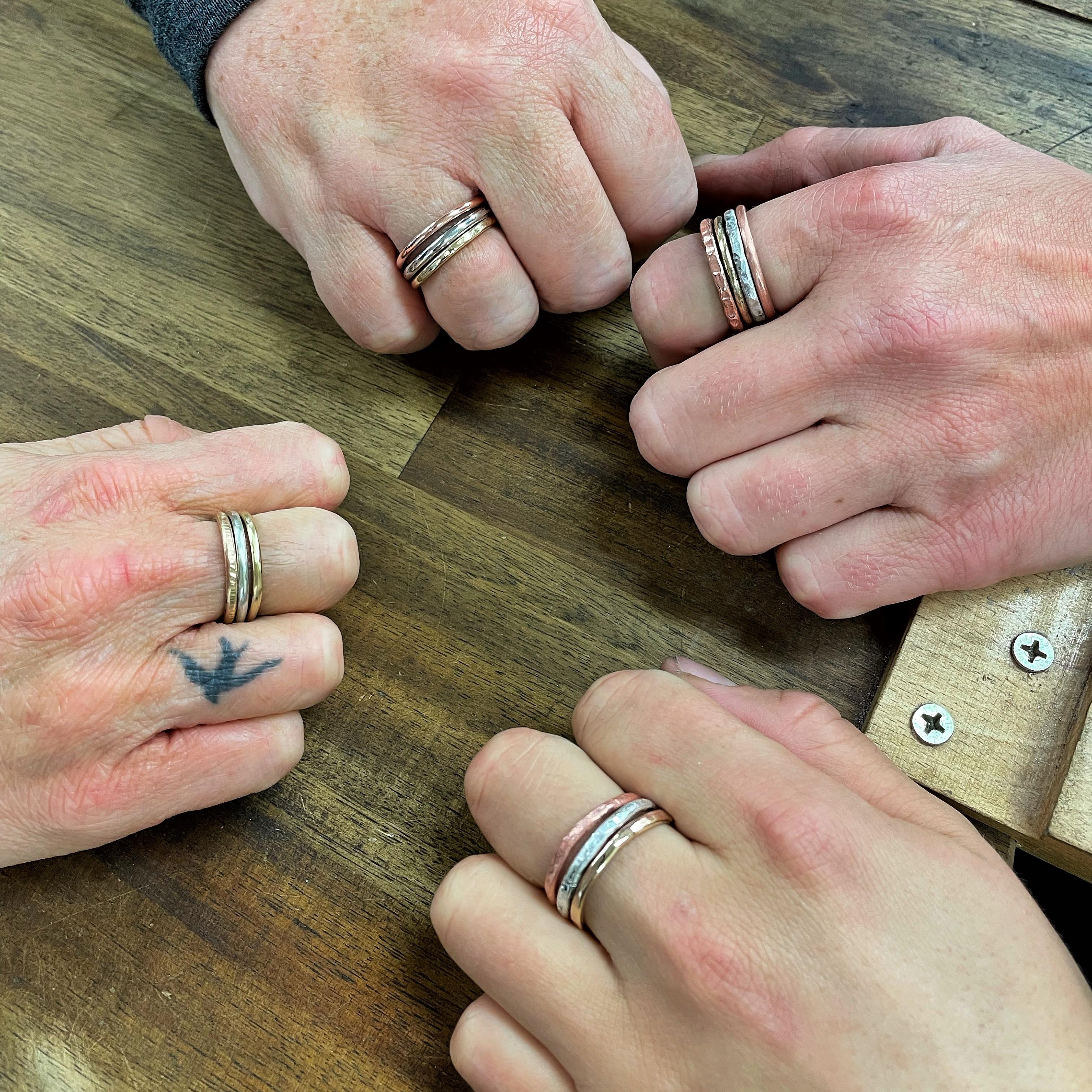 Stacking Rings Workshop