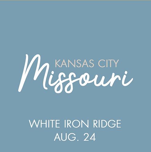 White Iron Ridge | Aug. 24