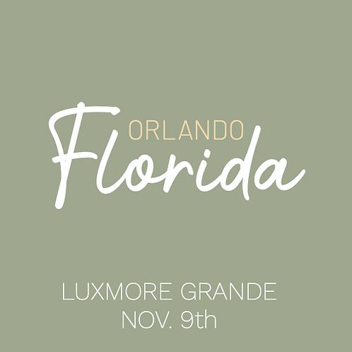 Luxmore Grande   Nov. 9th