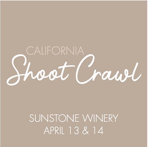 Shoot Crawl | Sunstone Winery