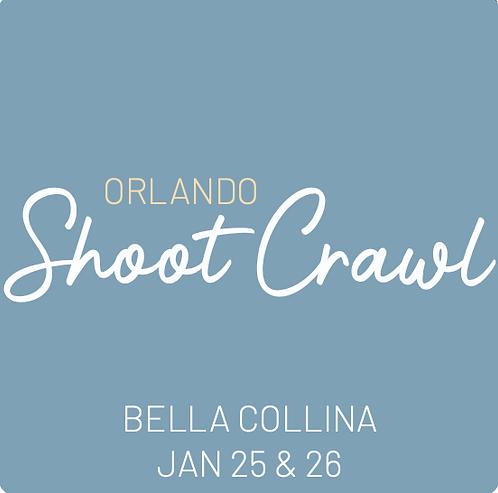 Shoot Crawl - Bella Collina