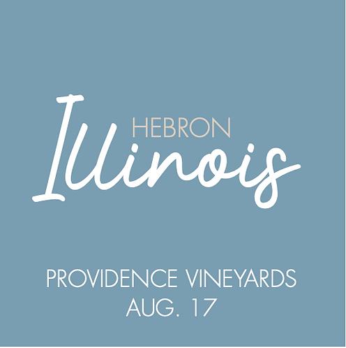 Providence Vineyards | Aug. 17
