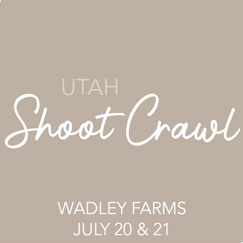 Shoot Crawl   Wadley Farms