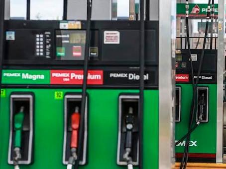 México es el quinto país del mundo que más aumentó precios de gasolina; y 40 ni lo movieron