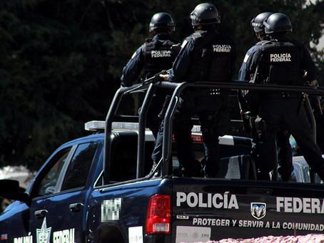 Policía Federal refuerza operativos por protestas contra el gasolinazo