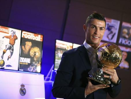 No puedo pedir más: Cristiano Ronaldo