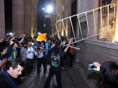 Crecen disturbios, saqueos y psicosis por 'gasolinazo'