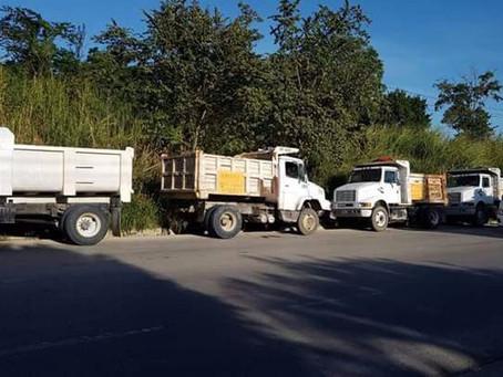 Se agudizan los bloqueos por alza de la gasolina y el diésel en Chiapas