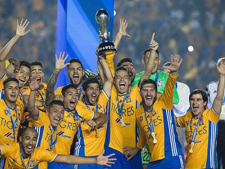 Tigres devoran al América y son campeones del Apertura 2016