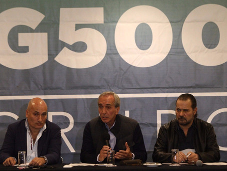 G500 prevé cerrar temporalmente sus mil 800 gasolineras