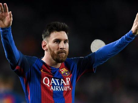 Messi es el mejor creador de juego