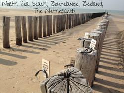 SHNOOR-North Sea beach, Zoutelande, Zeel