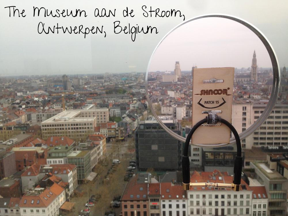 SHNOOR-The Museum aan de Stroom, Antwerp