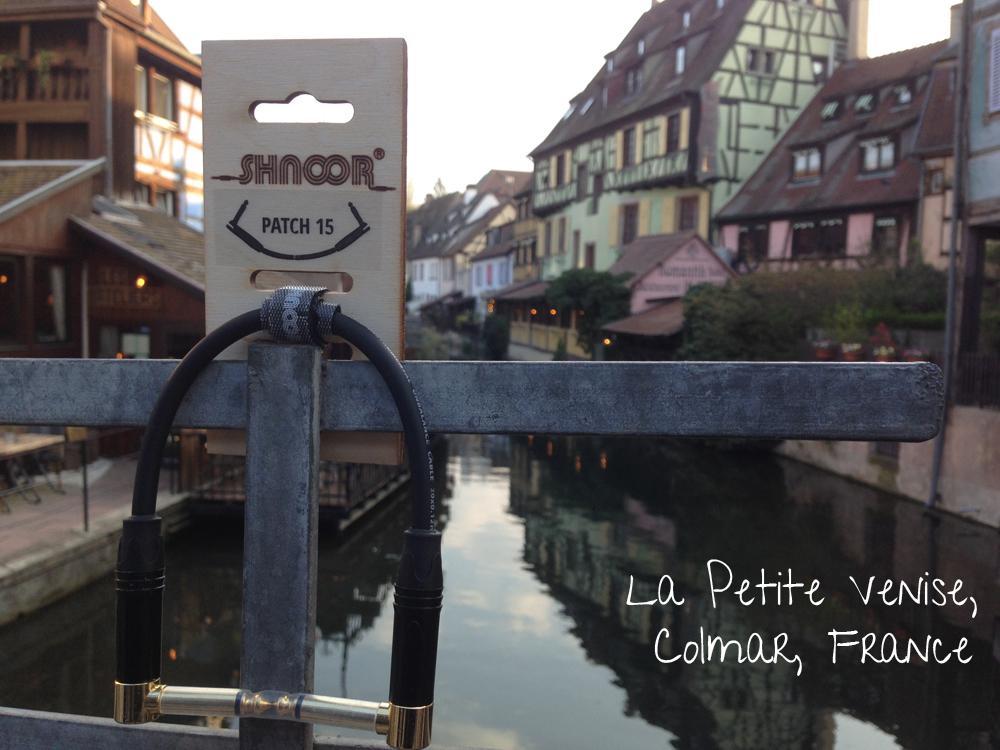 SHNOOR-La Petite Venise, Colmar, France.