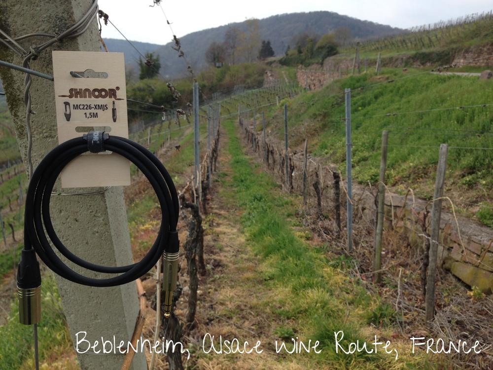 SHNOOR-Beblenheim, Alsace Wine Route, Fr