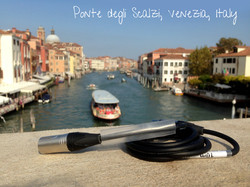SHNOOR-Ponte degli Scalzi, Venezia, Ital