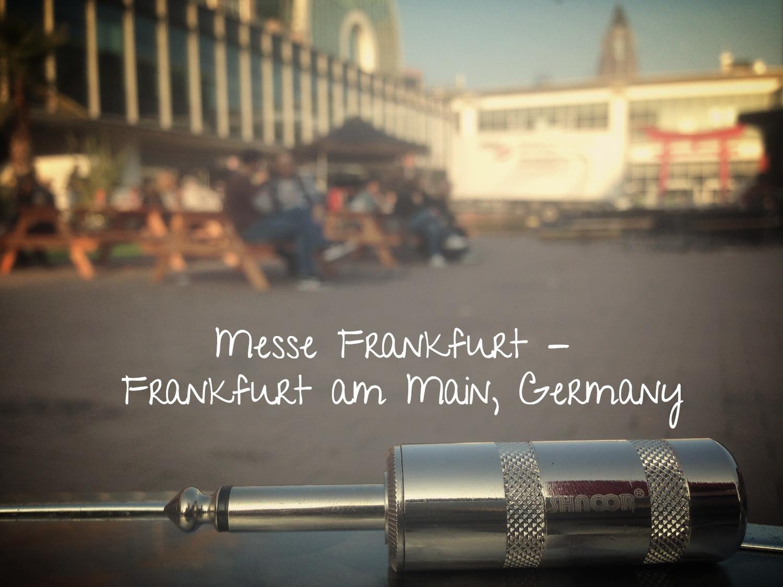 Messe Frankfurt - Frankfurt am Main, Germany