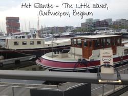 SHNOOR-Het Eilandje – 'The Little Island