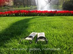 SHNOOR-Keukenhof gardens, Netherlands