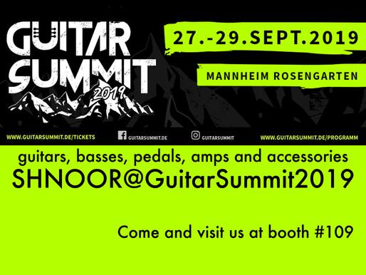 SHNOOR@Guitar Summit 2019