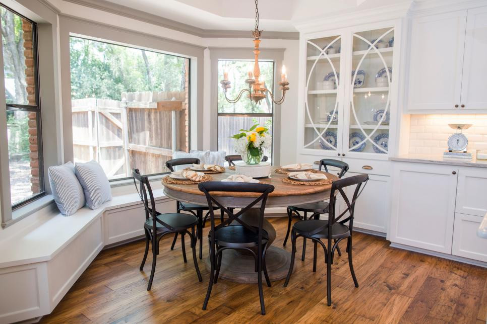 Fixer Upper Dining Room How To Style A Dining Room Like Joanna Gaines