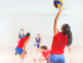 Girl's Volleyball