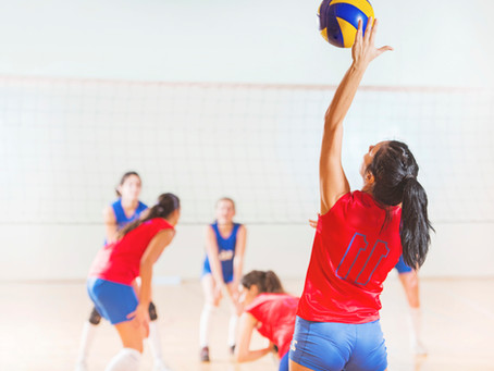 Performance Anxiety in Volleyball