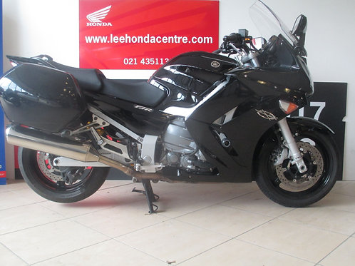 SOLD Yamaha FJR 1300