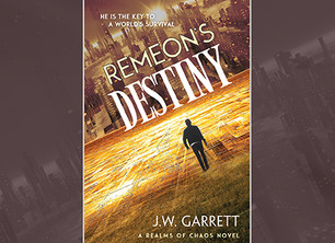 Cover Reveal for my upcoming novel, Remeon's Destiny And Free Short Story!
