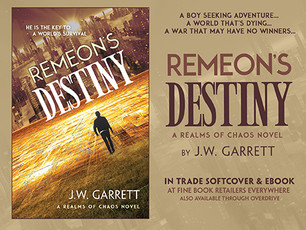 Release Day Giveaway - Remeon's Destiny