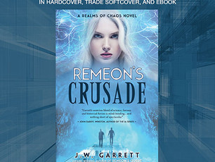 Remeon's Crusade out now!