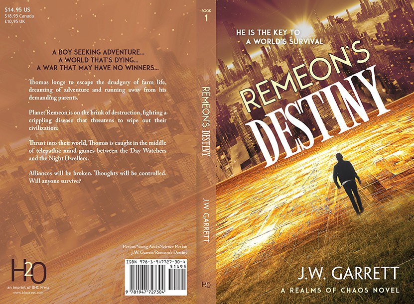 Here's the cover for Remeon's Destiny currently available for preorder