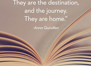 Books bring life to your world!