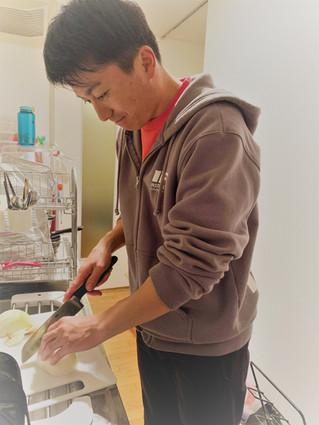 料理男子、始めました。