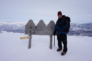 白銀の峰々 ~冬山に挑戦~