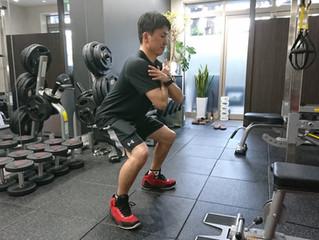 動ける体を目指すトレーニングで大切な感覚は?