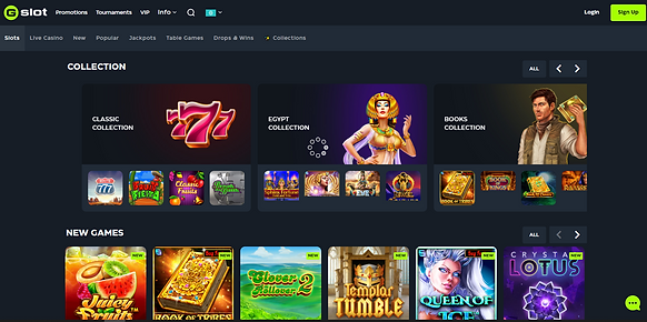 gslot casino review homepage