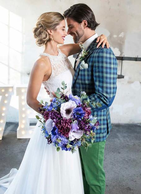 EDITORIAL «SWISS WEDDING»