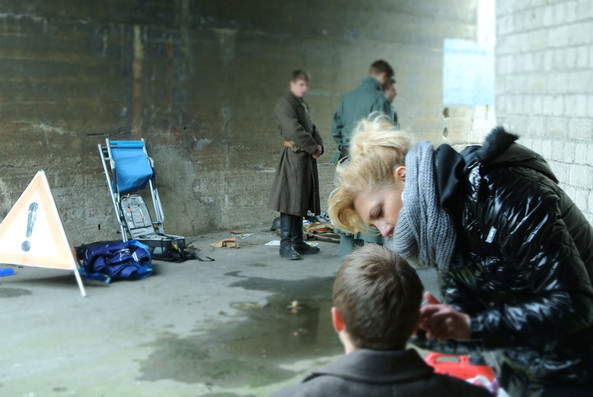 SHOOTING «STALINGRAD»