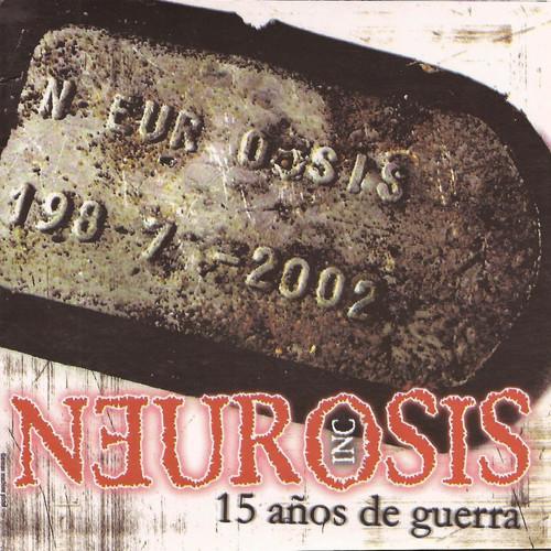 CD 15 Años de Guerra