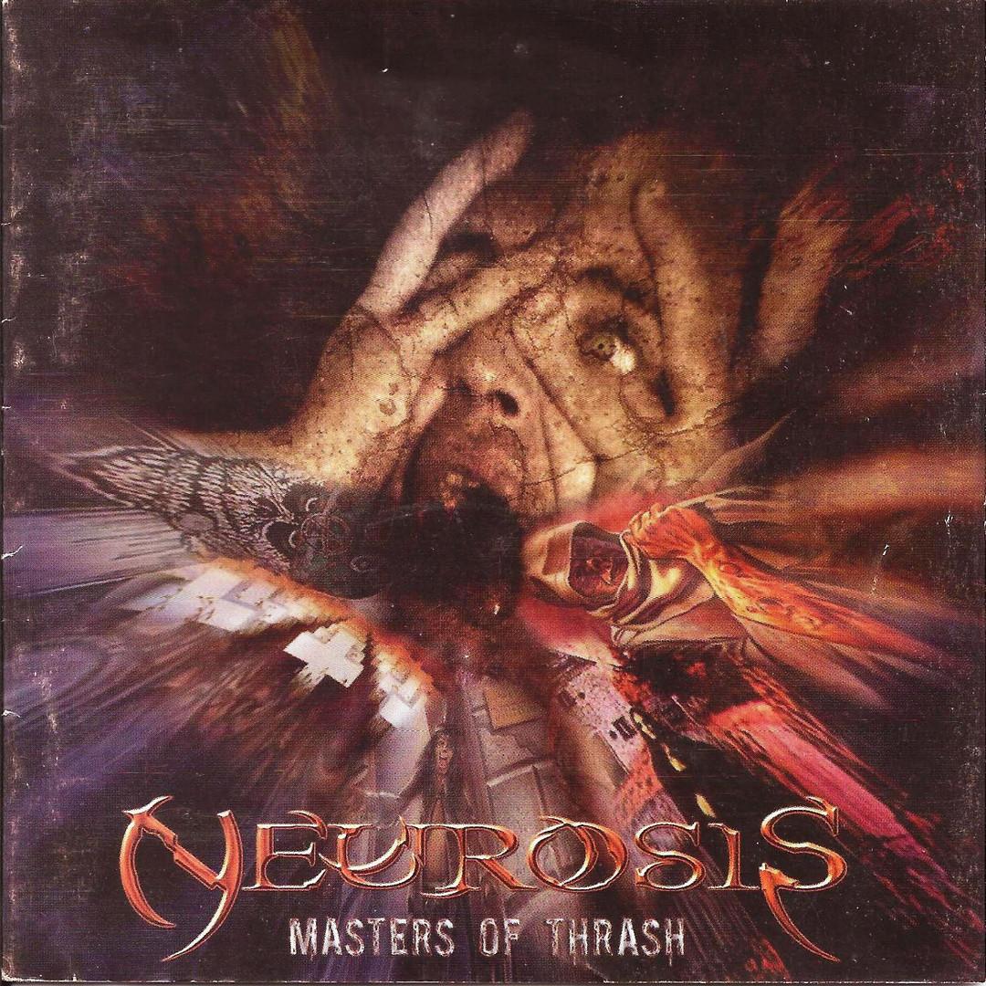 CD Masters of Thrash